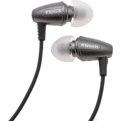 Klipsch Image S3 In-Ear Stereo Headphones (Grey)