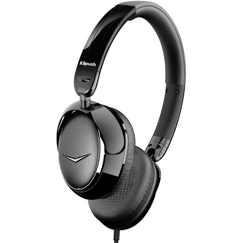 Klipsch Image One (II) Stereo Headphones (Black)