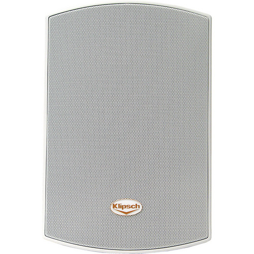 Klipsch AW-500 Reference All-Weather Outdoor Speakers (Pair, White)