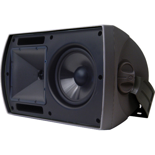 Klipsch AW-650 Reference All-Weather Outdoor Speakers (Pair, Black)