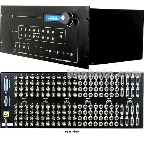 Knox Video Technologies MediaFlex8Y/C-VGA S-Video, Unbalanced Stereo & VGA Switcher