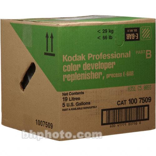 Kodak E-6AR Color Developer Replenisher, Part B for Color Slide Film