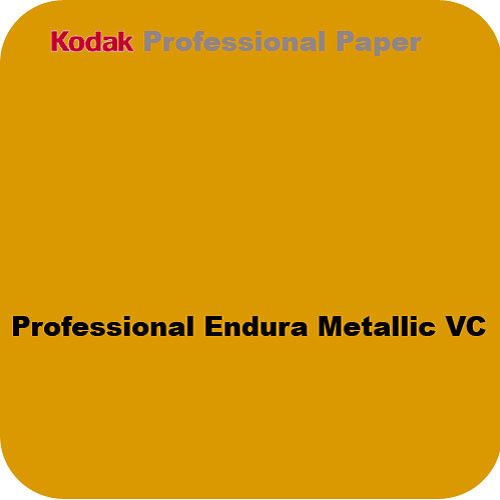 "Kodak PROFESSIONAL ENDURA Metallic VC Digital Paper (6"" x 577' Roll)"