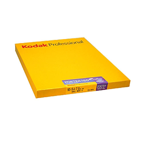 "Kodak 11 x 14"" Portra 160 Color Film (10 Sheets)"