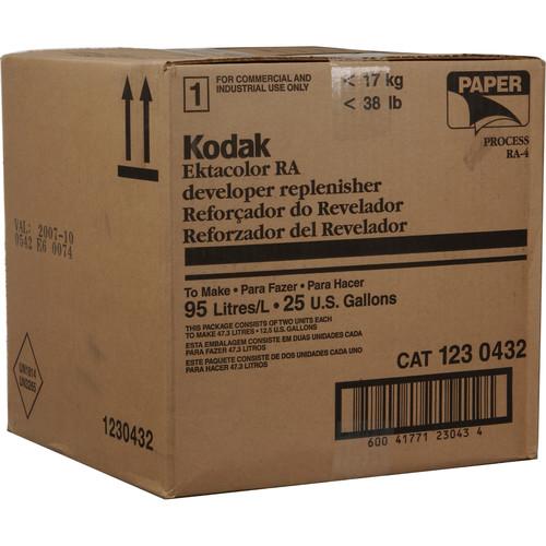 Kodak Ektacolor RA Developer Replenisher for Color Negative Paper