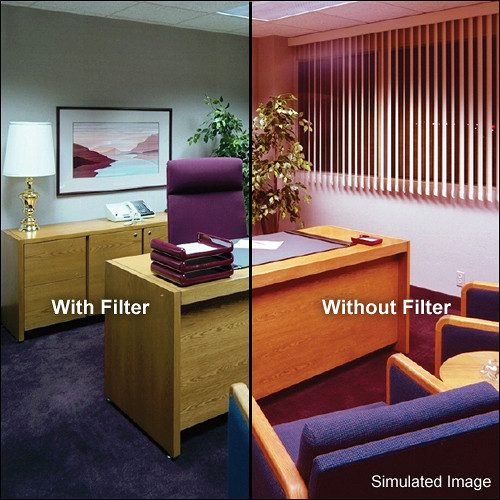 Kodak 75 x 75mm CC50C Cyan Color Compensating Wratten 2 Filter