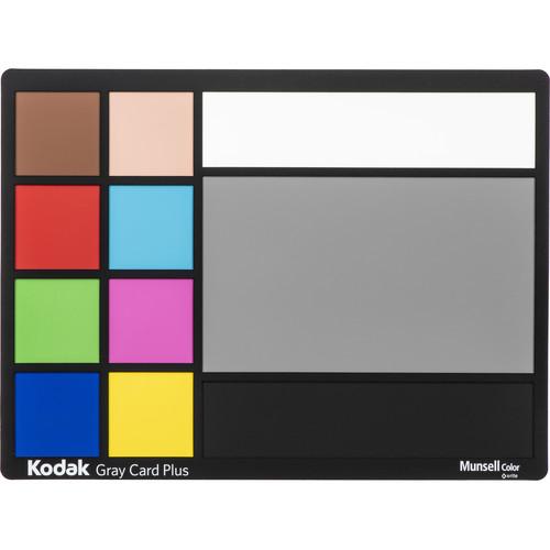 "Kodak Gray Card Plus (9x12"")"