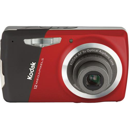 Kodak EasyShare M530 Digital Camera (Red)