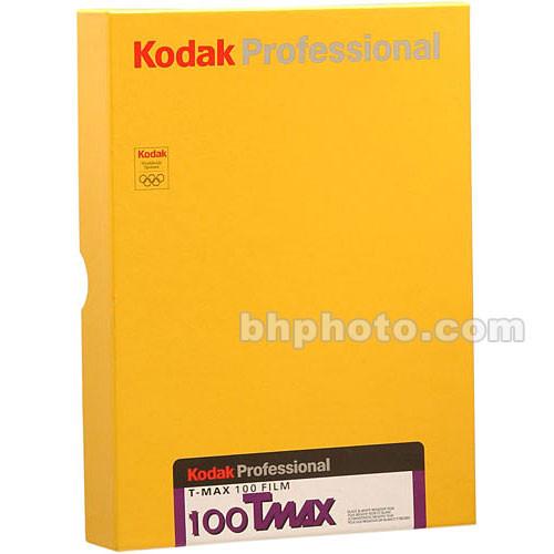 """Kodak TMX (#4052) 5x7"""" 50 Sheets T-Max 100 B&W Print Film (ISO-100)"""