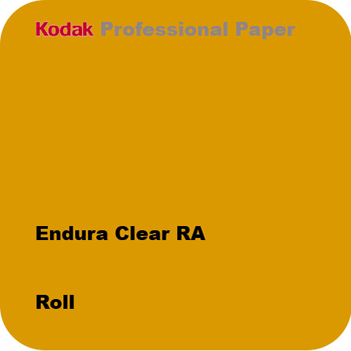 "Kodak Professional Endura Clear Digital Display Material #4731 (50""x131 Roll')"