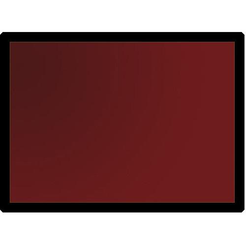 "Kodak GBX-2 Dark Red Safelight Filter 5x7"""