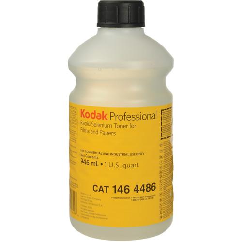 Kodak Toner for Black & White Print - Rapid Selenium
