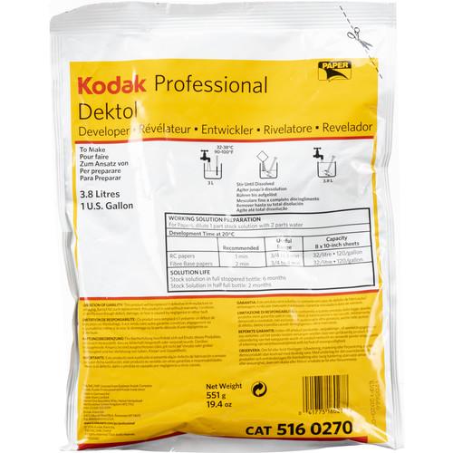 Kodak Dektol Developer (To Make 1 gal)