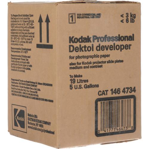 Kodak Dektol Developer (To Make 5 gal)