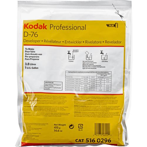 Kodak Professional D-76 Film Developer (To Make 1 gal)