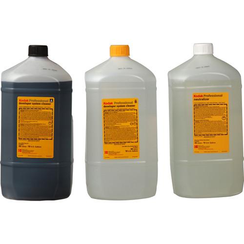 Kodak Developer System Cleaner & Neutralizer - Makes 10 Gallons