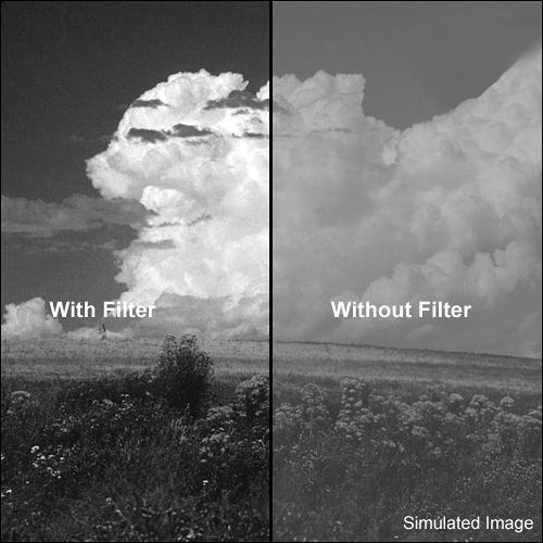 "Kodak 3x3"" (75mm) #26 Red Wratten 2 Optical Gel Filter for Tricolor/Color Separation"