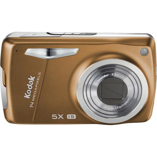 Kodak EasyShare M575 Digital Camera (Brown)
