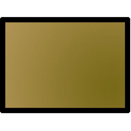 "Kodak #OC Light Amber Safelight Filter 5x7"""