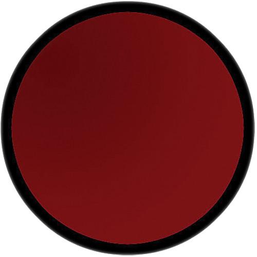 "Kodak #2 Dark Red Safelight Filter 5.5"" for Fast Orthochromatic Materials"