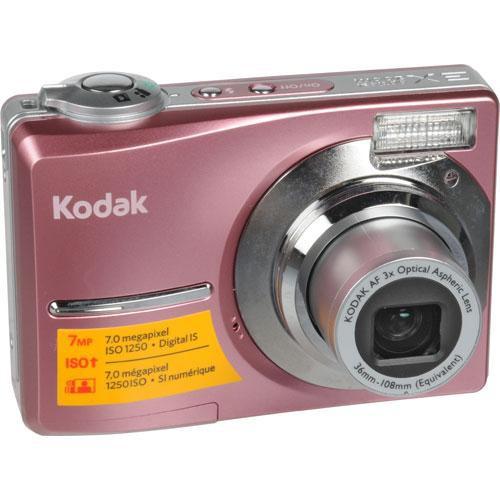Kodak EasyShare C713 Digital Camera (Pink)