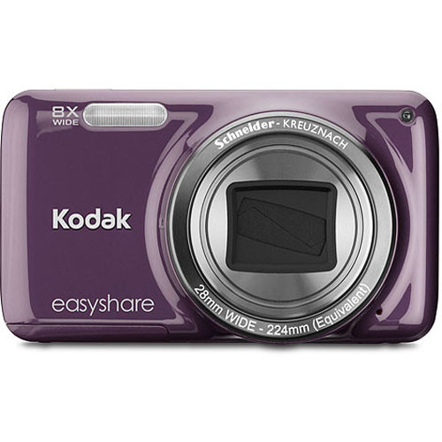 Kodak EasyShare M583 Digital Camera (Purple)