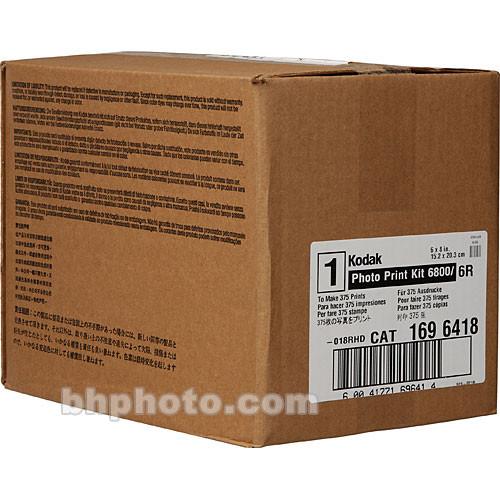 Kodak Photo Print Kit for the 6800 Thermal Printer - 6R