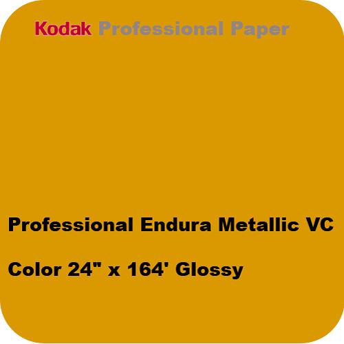 "Kodak Professional Endura Metallic VC Color Printing Paper (24""x164', Glossy)"
