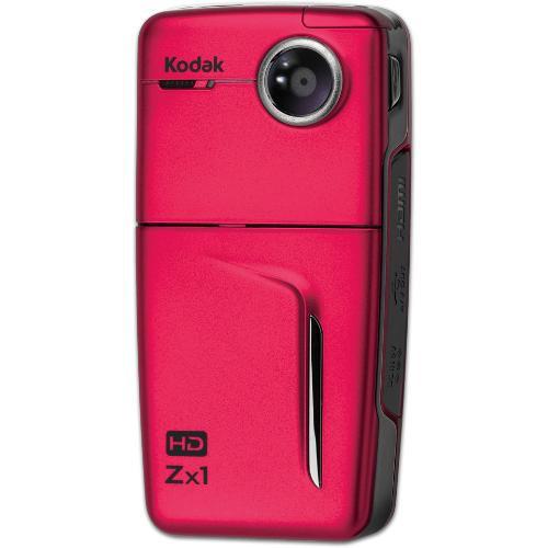 Kodak Zx1 Pocket Video Camera (Red)