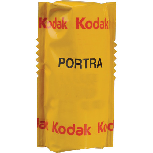 Kodak Professional Portra 160 Color Negative Film (120 Roll Film, 5 Pack)