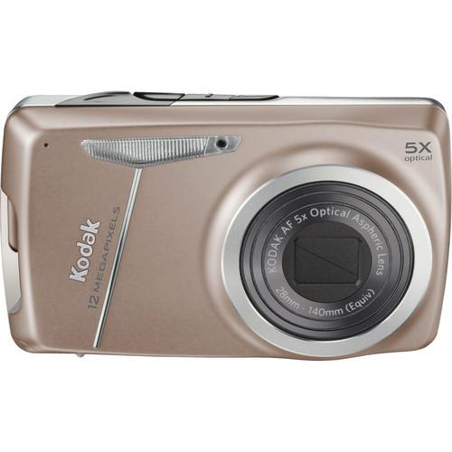 Kodak EasyShare M550 Digital Camera (Tan)