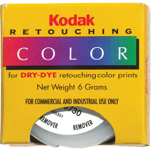 Kodak Retouching Color - Remover