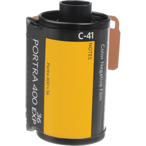 Kodak Professional Portra 400 Color Negative Film (35mm Roll Film, 36 Exposures, 5 Pack)
