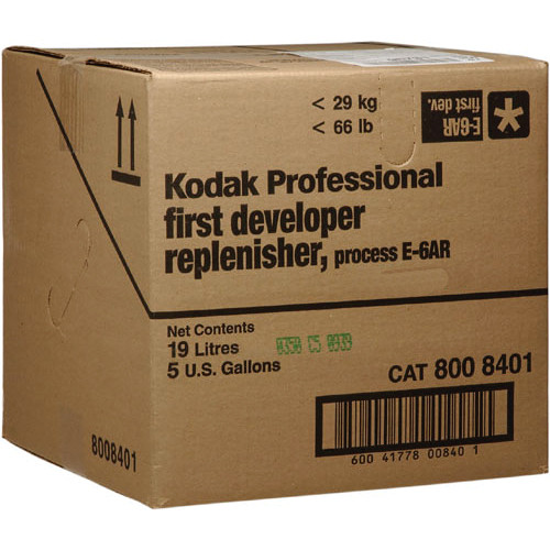 Kodak E-6AR First Developer Replenisher for Color Slide Film (Expired 12/09)