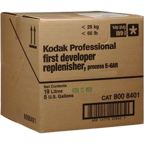 Kodak E-6AR First Developer Replenisher for Color Slide Film (Expired 12/09)