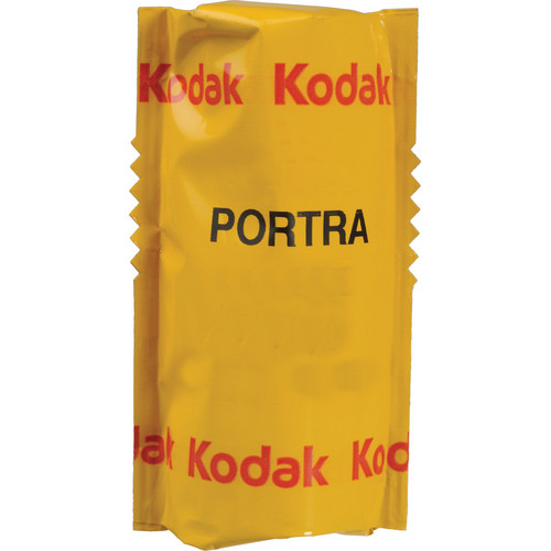 Kodak Professional Portra 160 Color Negative Film (220 Roll Film, 5 Pack)