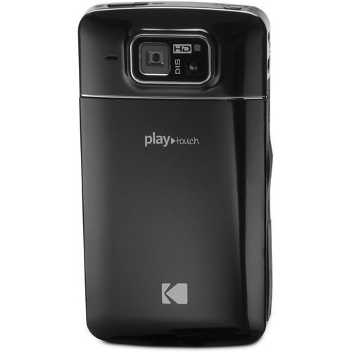 Kodak Zi10 PlayTouch Video Camera (Black)