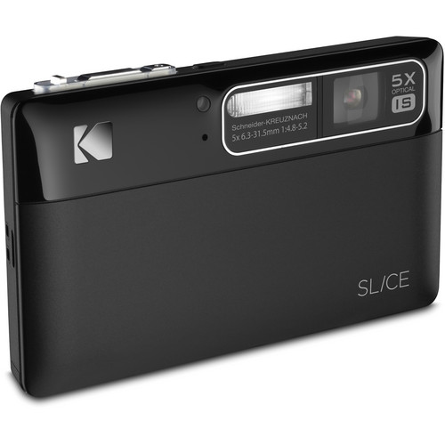 Kodak SLICE Digital Camera (Black)
