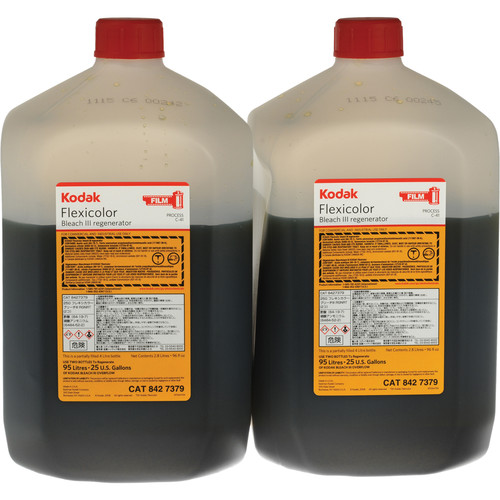 Kodak FLEXICOLOR Bleach III Regenerator (to Regenerate 25 gal)