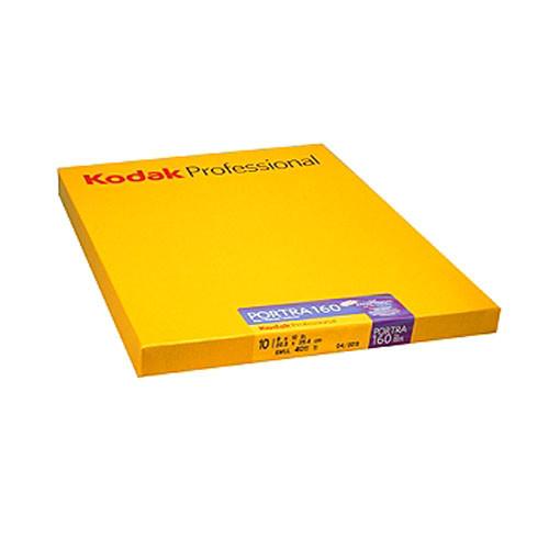 """Kodak 8 x 10"""" Portra 160 Color Film (10 Sheets)"""