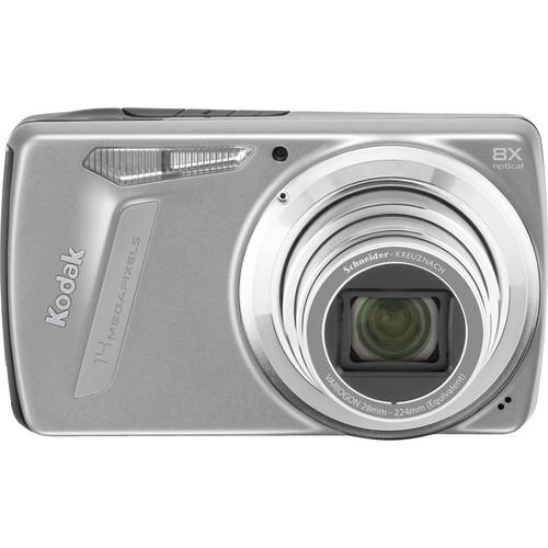 Kodak EasyShare M580 Digital Camera (Silver)