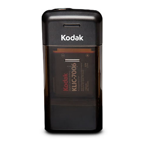 Kodak Essential Universal Li-Ion Battery Charger UC-200