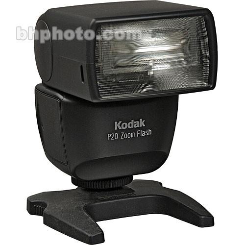 Kodak P-20 Zoom Flash