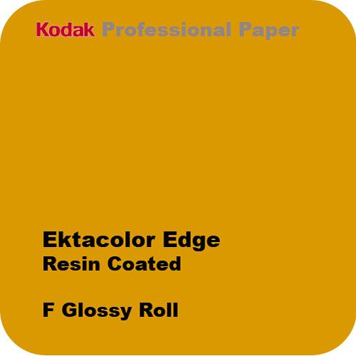 "Kodak Ektacolor Edge Generations Color Negative RC (Resin Coated) F Glossy Paper Roll - 6""x610'"