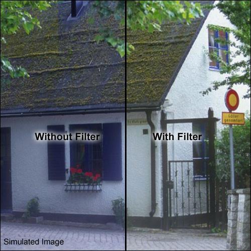 "Kodak 4 x 4"" (100mm) 85N3 Color Conversion Wratten 2 Optical Gel Filter"