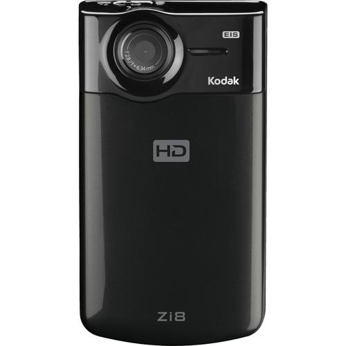 Kodak Zi8 Pocket Video Camera (Black)