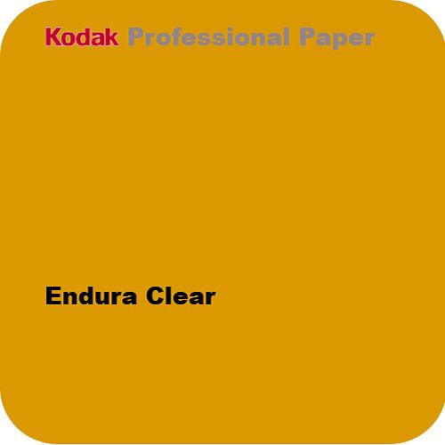 """Kodak Professional Endura Clear Digital Display Material #4731 (20""""x164 Roll')"""