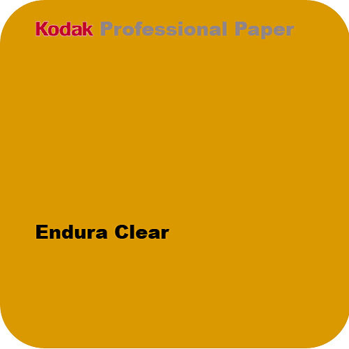 "Kodak Professional Endura Clear Digital Display Material #4731 (20""x164 Roll')"
