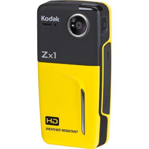Kodak Zx1 Pocket Video Camera (Yellow)