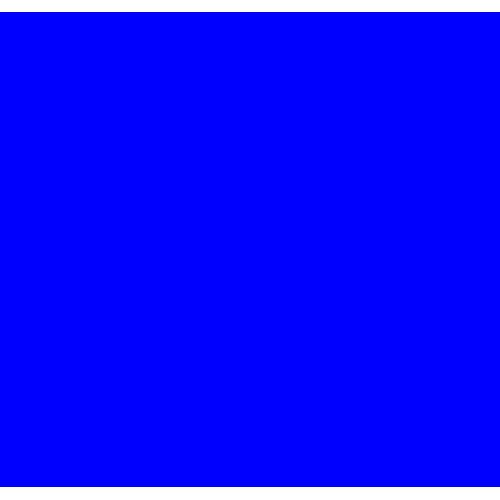 "Kodak Color Printing Filter Acetate Blue  0.20 - 12 x1 4"""